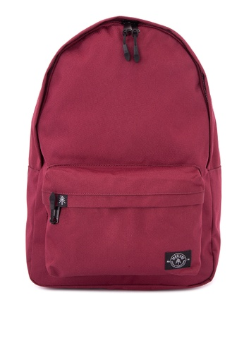 Parkland red Vintage Backpack PA067AC0IUE5PH_1