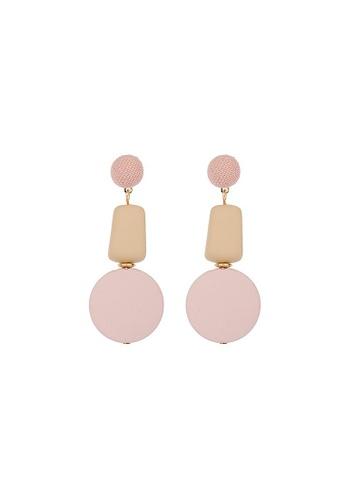 Glamorbit multi Multi Colour Statement Earrings A5BE1ACC7658EFGS_1