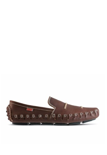 Sogno brown Moccasin Shoes GF.4109 78139SH1C78E09GS_1