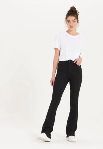 Terranova black Long Pants E5EC4AA43BC312GS_1