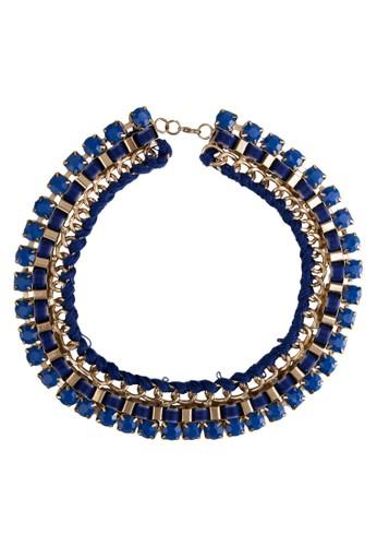 閃鑽項圈, esprit女裝飾品配件, 項鍊
