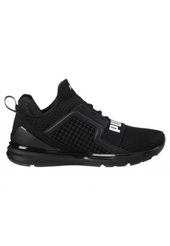 Puma black PUMA IGNITE Limitless Men's Running Shoes 3359CSHC21FB79GS_1