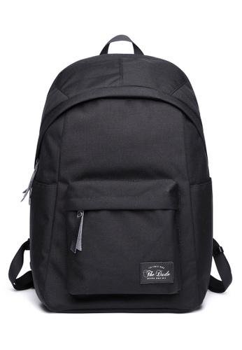 The Dude black Eagle Backpack TH373AC79EOIHK_1