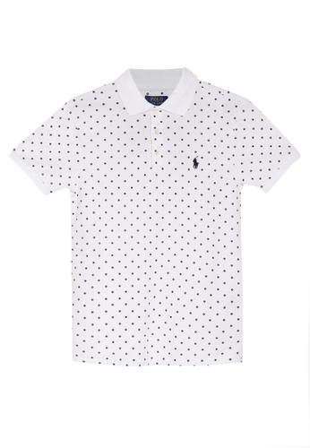 polo ralph lauren multi Slim Fit Stretch Mesh Polo Shirt 7328EAA3B1C85BGS_1