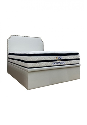 Choice Furniture grey Choice Furniture - Blanca Bed 2D441HLE524BDFGS_1