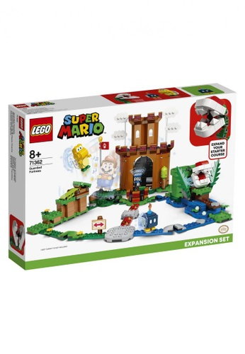 LEGO multi LEGO Super Mario 71362 Guarded Fortress Expansion Set (468 Pieces) C201ATH485A707GS_1