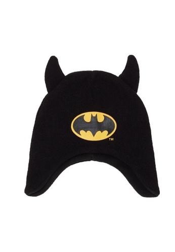 OVS black Warner Bros Batman Beanie B918AKC1B36A80GS_1