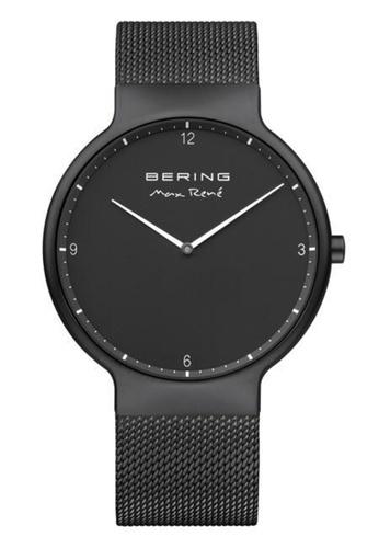Bering black Max Rene15540-123 Black 40 mm Men's Watch 13683AC55A0B1CGS_1