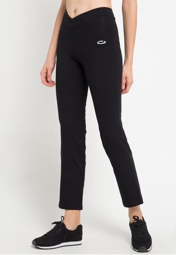 Opelon black Jazz Pants OP005AA0VU84ID_1