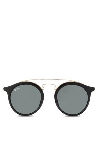 RB4256F 粗圓框太陽眼鏡、 飾品配件、 飾品配件Ray-BanRB4256F粗圓框太陽眼鏡最新折價