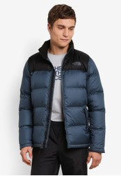 The North Face blue Nuptse Jacket TH274AA0S7JFMY_1