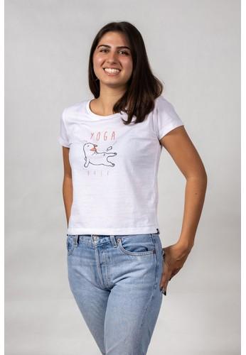 Bali Tees white Inhale Tee 7BA87AAE8AB218GS_1