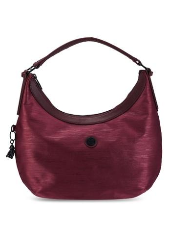 Kipling red Galya Hobo Bag BEB3AAC8EEFF12GS_1