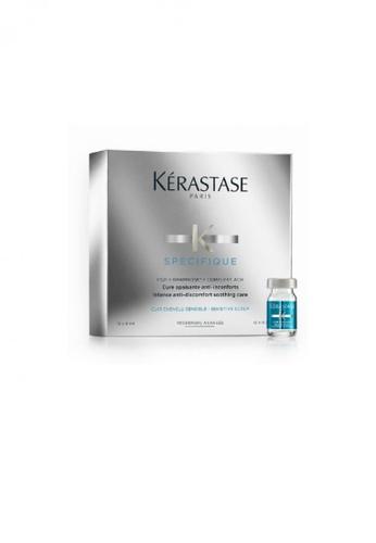 KÉRASTASE Kerastase Spécifique Cure Apaisante Soothing (6ml x 12) FAE62BE48C8328GS_1