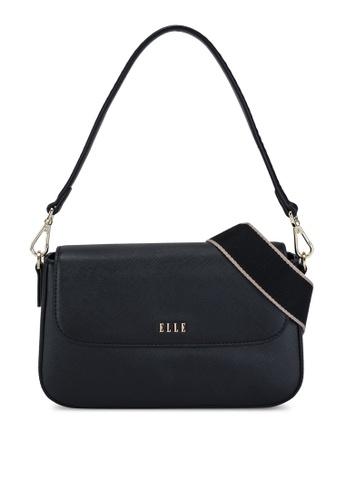 ELLE black Iris Sling Bag 4C78EACCB79803GS_1