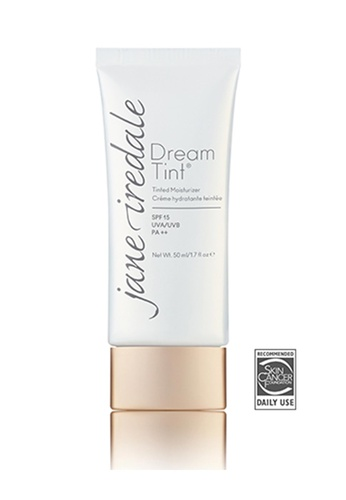 Jane Iredale brown Dream Tint Tinted Moisturizer SPF15 - Medium Light JA379BE90MNPSG_1