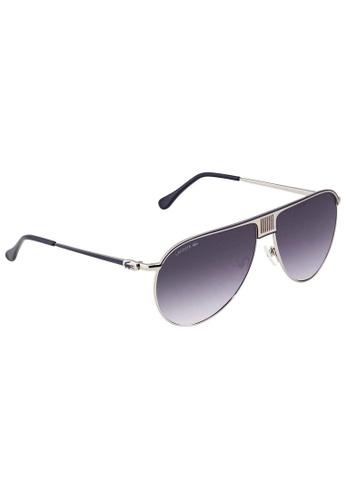 Lacoste black Men's Metal Fashion Show Mainstream Sunglasses 8DC38GL5422847GS_1