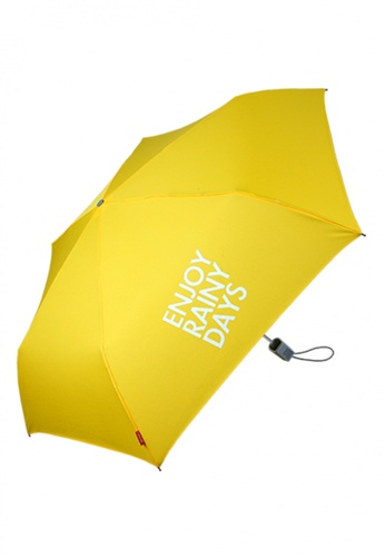 OFESS ON LINE yellow Ofess Basic B (Yellow) Umbrella OF346AC29WMWHK_1