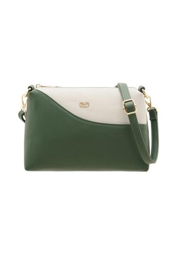 Valentino Creations green Valentino Creations Bonita Sling Bag C4243AC903E232GS_1