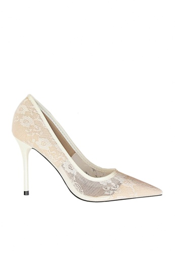 Twenty Eight Shoes white Sexy Lace Evening and Bridal Shoes VP18531 235F0SH7A5C5DEGS_1