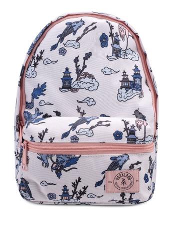 Parkland blue Rio Backpack 9C5C9AC24C5AE4GS_1