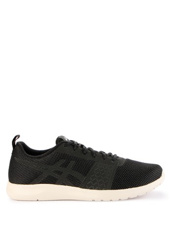 Asics black and multi Kanmei Mx 81F3BSHD6A4981GS_1