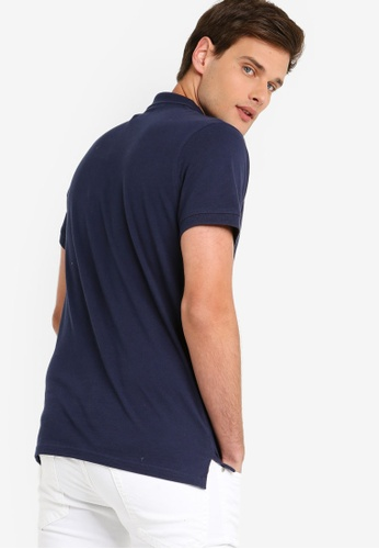 3bf052c930f35 Buy Pepe Jeans Vincent Basic Polo Shirt Online