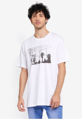 Cotton On white Dylan Tee CO372AA0SSAWMY_1