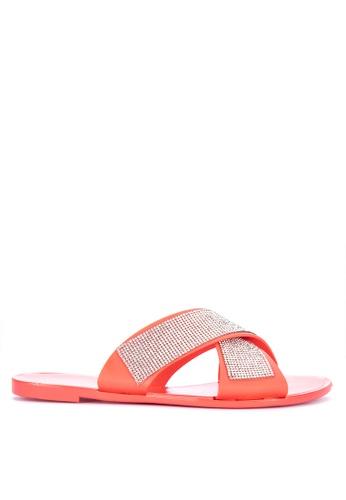ALDO orange Shimura Sandals 65463SH73BBBFFGS_1