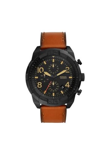 Fossil brown Bronson Watch FS5714 15D50AC7843CEFGS_1