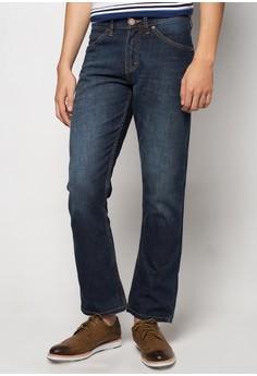 Men's Kanagawa Slim Straight Pants