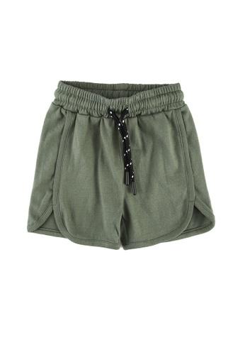 FOX Kids & Baby green Baby Boys Drawstring Shorts 572C9KAD3E8581GS_1