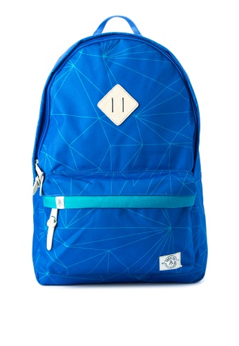 Parkland blue Meadow Backpack PA067AC0IUEFPH_1