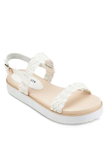 Platfesprit hk storeorm Sandals, 女鞋, 鞋