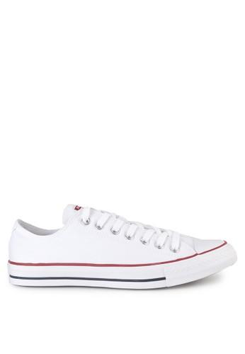 Converse white Chuck Taylor All Star Canvas - Ox 17AA9SH8DA6875GS_1