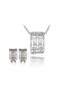 Maze Runner White Gold Set