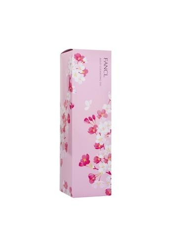 FANCL Fancl Fancl Mild Cleansing Oil 120ml (Sukura Version) Pink (FC-502768) 39480BEB5E6277GS_1