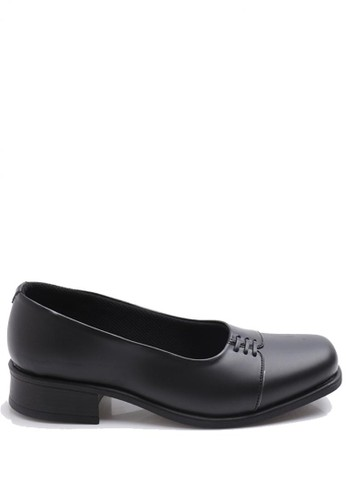 Dr. Kevin Women Dress & Bussiness Formal Shoes 65140 - Black