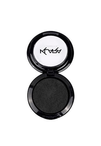 KLARA COSMETICS black Shimmer Eyeshadow #3 - Black Silk 6DF3EBE80C48CCGS_1