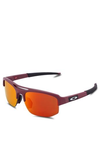 45ccc7e517872f Shop Oakley Sport Performance OO9424F Sunglasses Online on ZALORA  Philippines