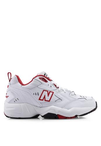 New Balance 608 White Multi