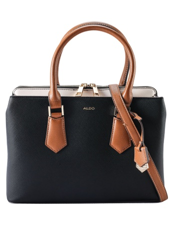 ALDO black Bozemani Top-Handle Bag 8058DAC899D211GS_1