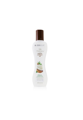 BIOSILK BIOSILK - Silk Therapy with Coconut Oil Leave-In Treatment (For Hair & Skin) 167ml/5.64oz CB804BE300C547GS_1