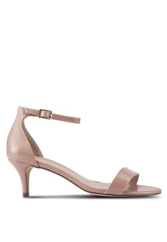 08298e589fa Dorothy Perkins pink Nude  Sunset  Kitten Heels E536CSH17079B6GS 1