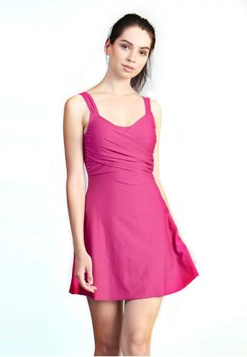 Lee Vierra pink Alexa Swimdress 4FAD8US6FBFF18GS_1