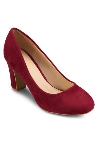 Helia 粗跟高跟鞋, 女鞋,esprit 旺角 鞋