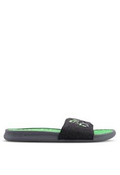 cf4a3b58371f37 Superdry grey Crewe Camo Slides 14C43SH45C1ADDGS 1