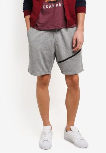 Marc & Giselle grey Jogger Shorts MA188AA0RTKBMY_1