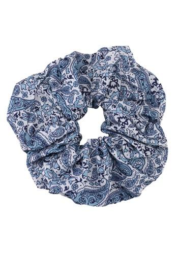Rubi blue Super Scrunchie AF785AC38986F1GS_1