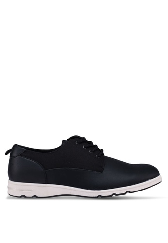 Call It Spring black Ibalewen Lace-Up Shoes B9706SH2820F2DGS_1